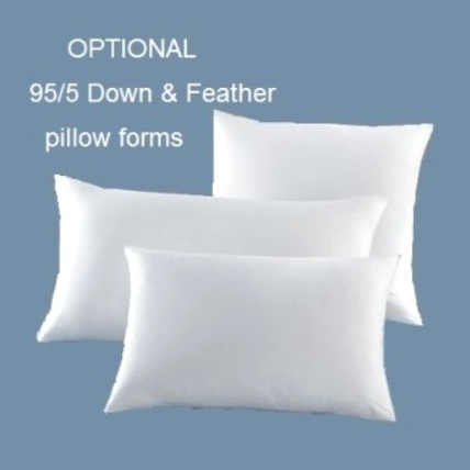 Decorative Pillow Form Sizes : Bandera Western Sham Pillow Cover in Standard and King Sizes