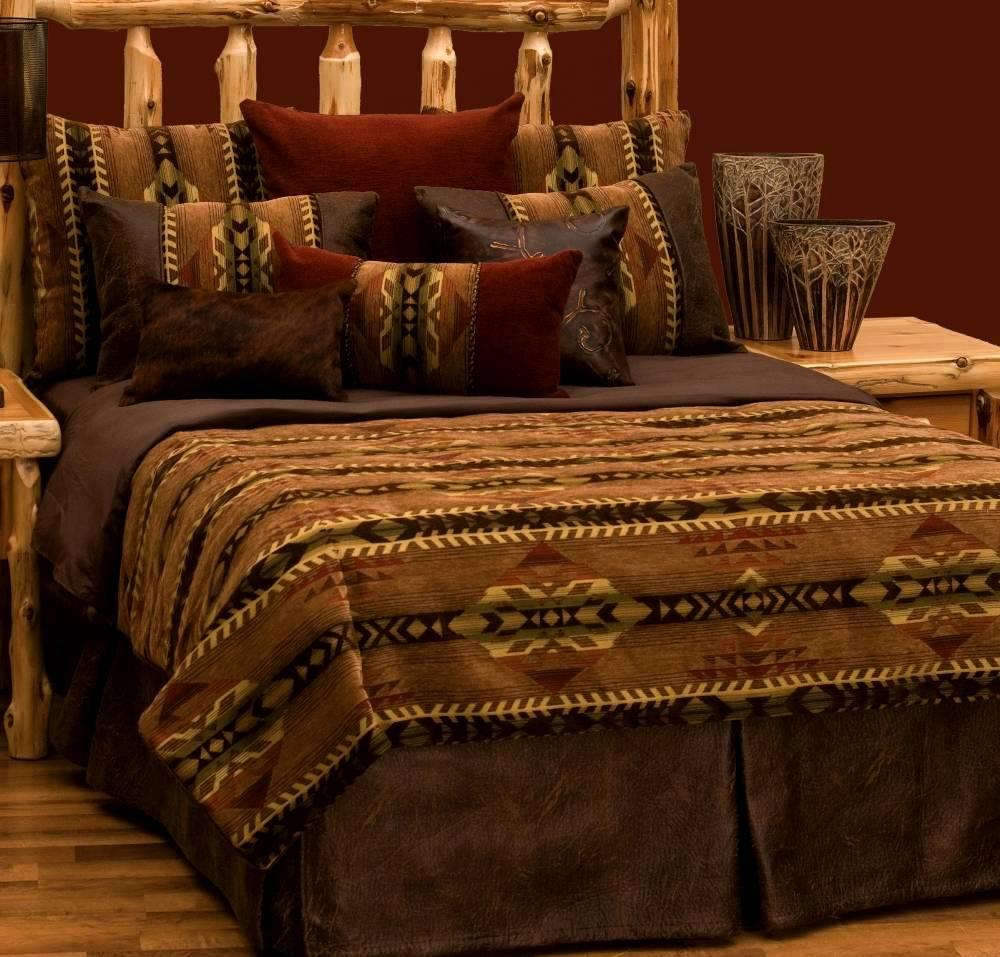 Stampede deluxe southwest bedding ensemble set for Southwest beds