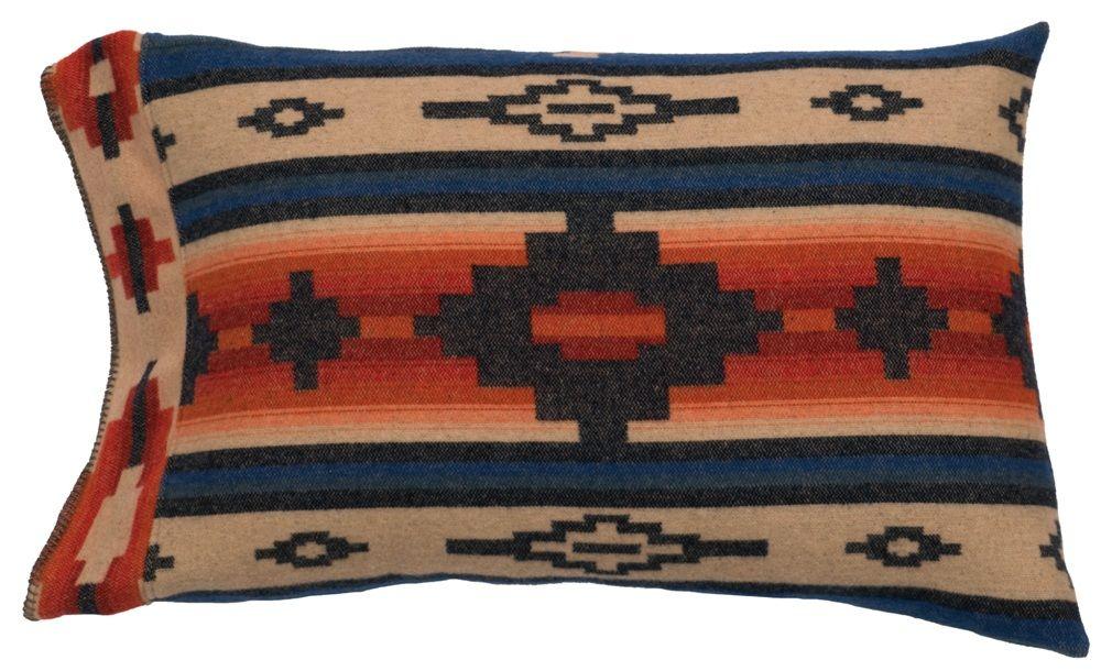 Southwestern Standard Pillow Shams : Redrock Canyon Southwest Pillow Sham Standard & King Sizes