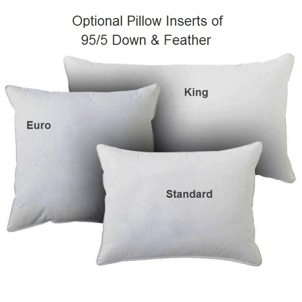 redrock canyon southwest pillow sham standard king sizes