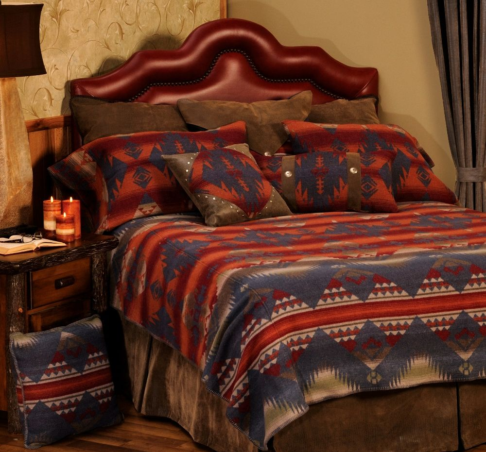 Socorro deluxe southwestern bed ensemble set for Southwest beds