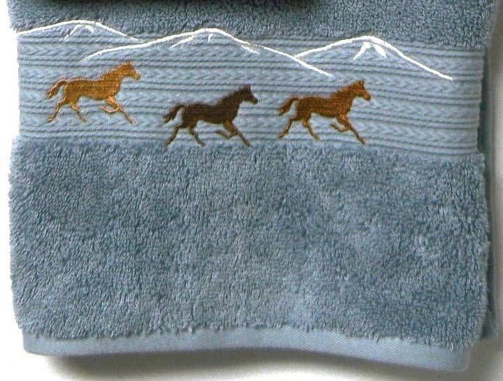 Perfect Horses Running 3-pc Bath Towel Set Smoke 720 x 545 · 88 kB · jpeg