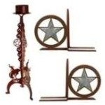 image for Candle Holders & Bookends