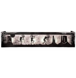 image for Kokopelli Desert Scene Vanity Light Box 2 sizes