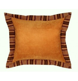 image for Autumn Leaf Eurosham Alternative Pillow Cover 26 x 26
