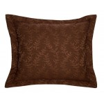 image for Autumn Leaf Eurosham Pillow Cover 26 x 26