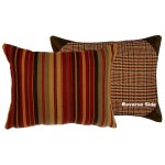 image for Bandera Sham Pillow Cover in Std & King