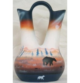 image for Bear Valley Wedding Vase 7.5x12