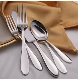 image for Betsy Ross 45 Piece Flatware Set Service for 8