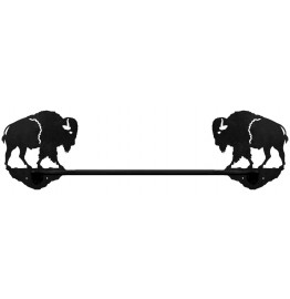 image for Bison Buffalo Hand Towel Bar 24 inch