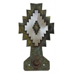 image for Desert Diamond Burnished Steel Robe Hook