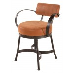 image for Cedarvale Iron Armed Side Chair