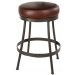image for Cedarvale Iron Basic Bar Stool 25 inch