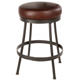 image for Cedarvale Iron Basic Bar Stool 30 inch