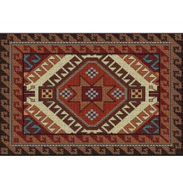 image for Kilm Southwest Woven Placemat 8-Pc