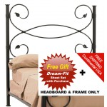 image for Leaf Iron HB & Frame Only Full Size & FREE SHEETS
