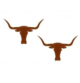 image for Texas Longhorn Drapery Curtain Tie Back
