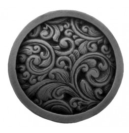image for Saddleworth Drawer Knob Antique Pewter