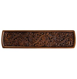 image for Saddleworth Pull 3-7/8 inch Antique Copper