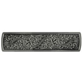 image for Saddleworth Pull 3-7/8 inch Antique Pewter