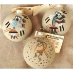 image for Navajo Sand Painted Southwest Christmas Ornament