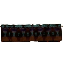 image for Painted Desert III Rod Pocket Valance 60 x 15