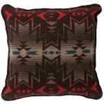 image for Luminaria Southwest Throw Pillow Cover 20 x 20