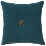 image for Turquoise Blueberry Pillow16 x 16