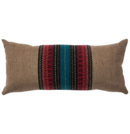 image for Rio Rancho Southwest Lumbar Pillow 12 x 26