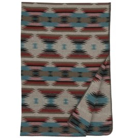 Painted Sky Throw Blanket 60 x 72
