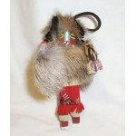 image for Badger Navajo Kachina Southwest Christmas Ornament