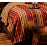 image for Bandera Reversible Coverlet by Wooded River
