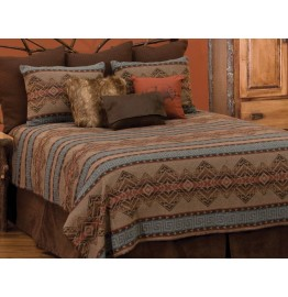 image for Bison Ridge II VALUE Southwest Bed Ensemble Set