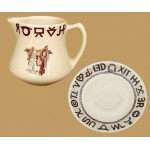 image for Boots & Saddle Western Gravy Cup & Saucer Set