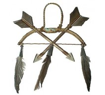 image for SOLD OUT Bow & Arrows Indian Southwest Christmas Ornament
