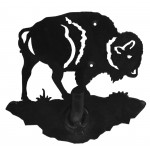 image for Bison Buffalo Robe Hook