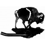 image for Bison Buffalo Bath Tissue Holder
