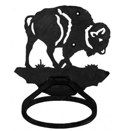 image for Bison Buffalo Southwest Towel Ring
