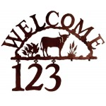 image for Cattlemans Bull Address Sign