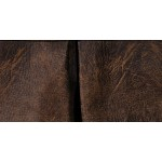 image for Tailored Faux Leather Bed Skirt