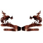 image for Bronc Rider Western Decorative Curtain Tie Backs