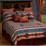 image for Crystal Creek BASIC Southwest Bed Ensemble Set