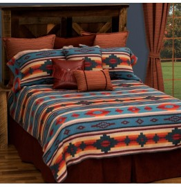 image for Crystal Creek DELUXE Southwest Bed Ensemble Set