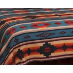 image for Crystal Creek Southwest Bedspread by Wooded River