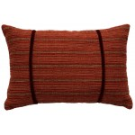 image for Terra Woven Stripe Throw Pillow 12 x 18
