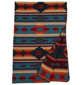 image for Crystal Creek Southwest Throw Blanket 60 x 72