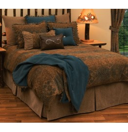 image for De\'Laura DELUXE Bed Ensemble Set by Wooded River