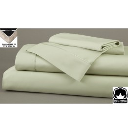 image for Celadon Dreamfit 3-Degree 100% Pima Cotton KING Bed Sheet Set