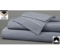 image for Dusk Dreamfit 3-Degree 100% Pima Cotton Bed Sheet Set