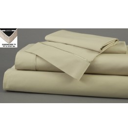 image for DreamFit 5-Degree Bamboo-Cotton CAL-KING Bed Sheet Set PALE SAGE